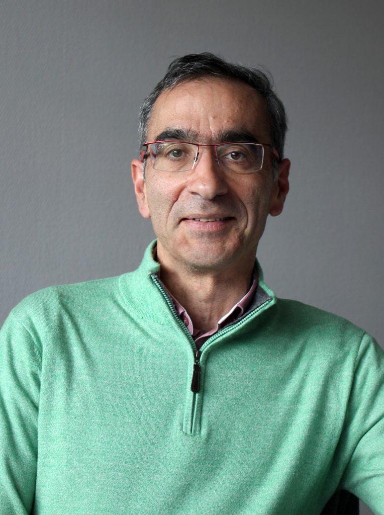 Portrait de Alain ASLANIAN