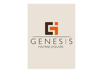 Logo GENESIS Maitrise D'oeuvre