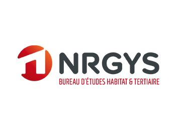 Logo NERGYS Bureau d'études et Tertiaire