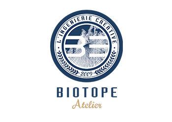 Logo Biotope Atelier