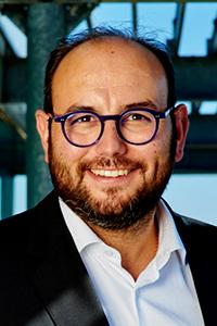 Portrait de JC Roves